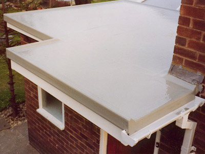 G R P  for flat roofs - Skyline Roofing