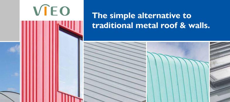 Vieo Zinc Standing Seam System A Simple Alternative To