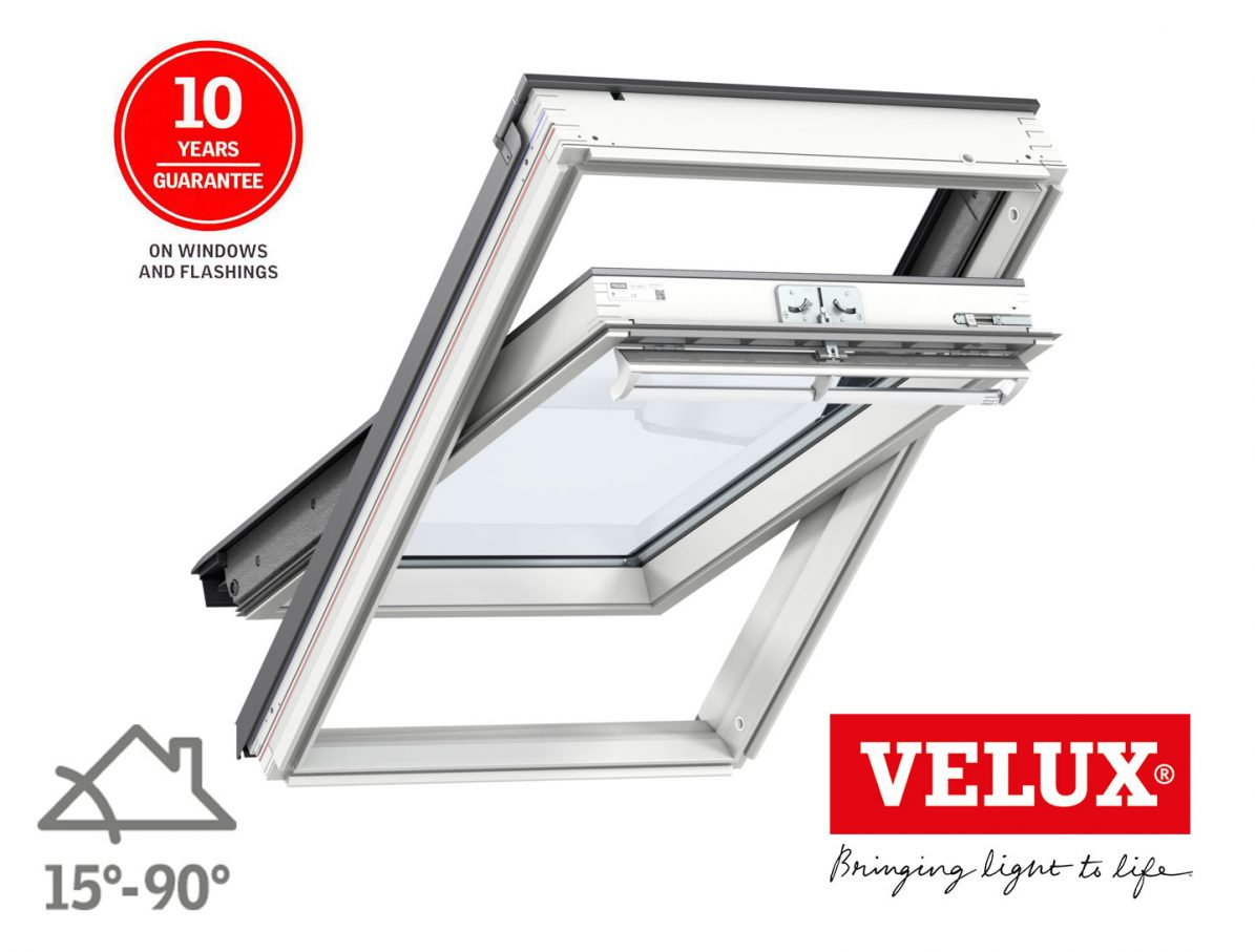 Store velux ggl 1 velux sash removal on ggl roof window for Soldes velux