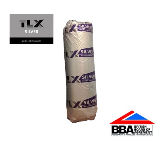 Tlx Silver Multifoil Insulation Skyline Roofing