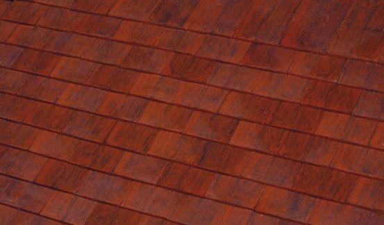 Terreal Eminence Plain Clay Tile Skyline Roofing