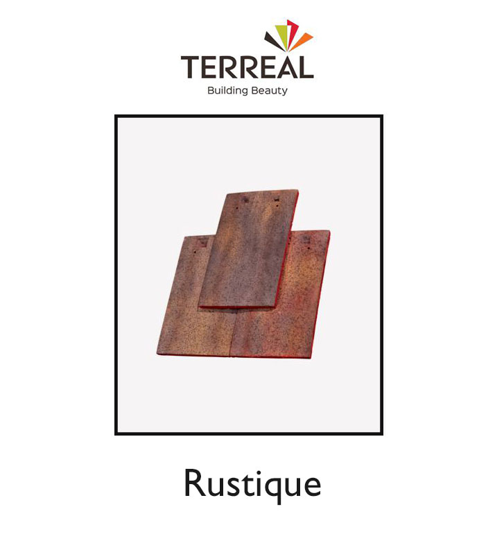 terreal rustique plain clay tiles skyline roofing. Black Bedroom Furniture Sets. Home Design Ideas