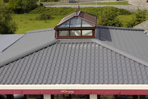 Kingspan Insulated Roof Amp Wall Tile Panel Skyline Roofing