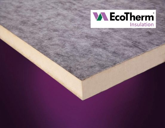 Ecotherm Eco Torch Insulation For Flat Roofs