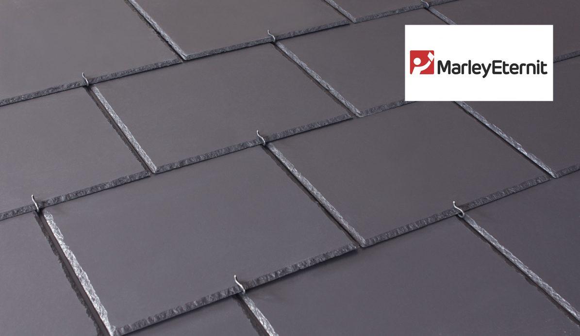 Marley Eternit Birkdale Fibre Cement Roof Slate Skyline