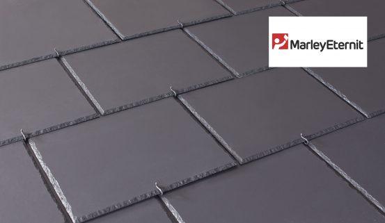 Marley Eternit Low Pitch Birkdale Fibre Cement Roof Slate Skyline