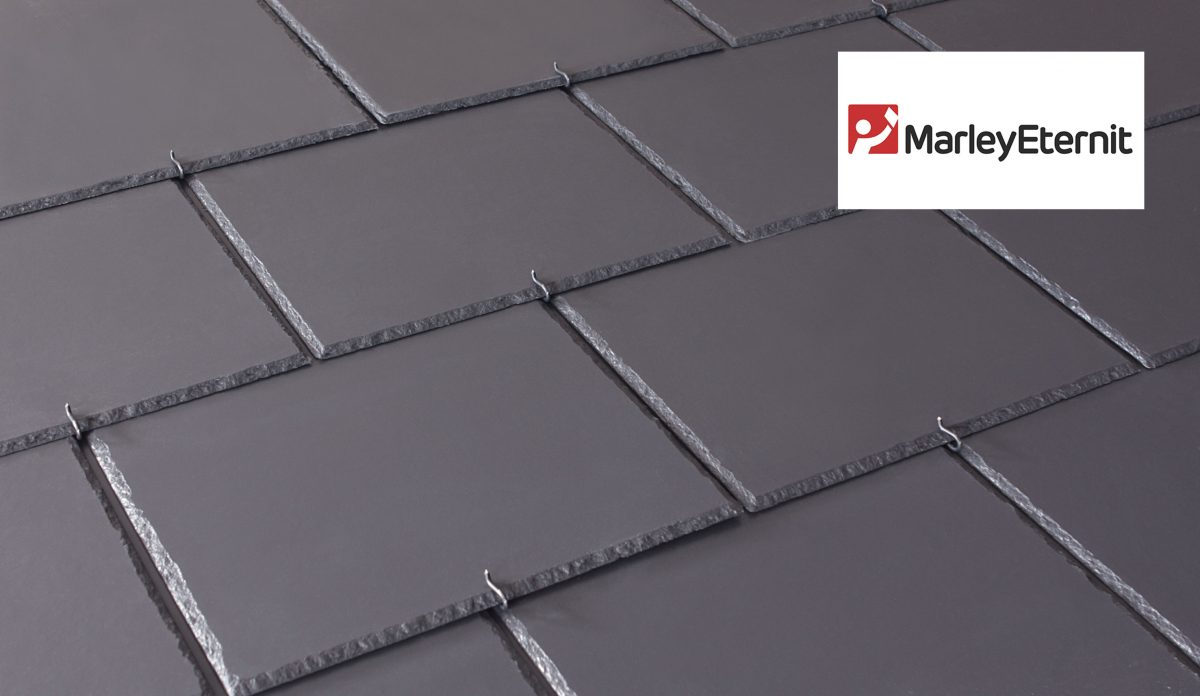 Marley Eternit Low Pitch Birkdale Fibre Cement Roof Slate