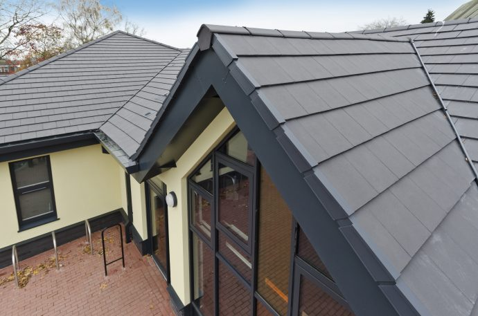 Marley Eternit Edgemere Concrete Interlocking Tiles