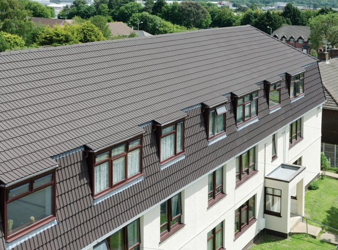 Marley Eternit Ludlow Major Concrete Interlocking Tiles Skyline Roofing