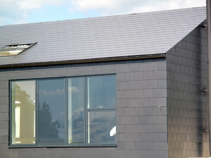 Marley Eternit Thrutone Fibre Cement Roof Slate Skyline
