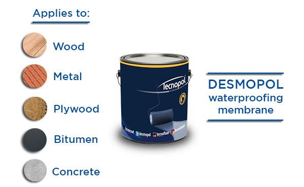 desmopol waterproofing membrane