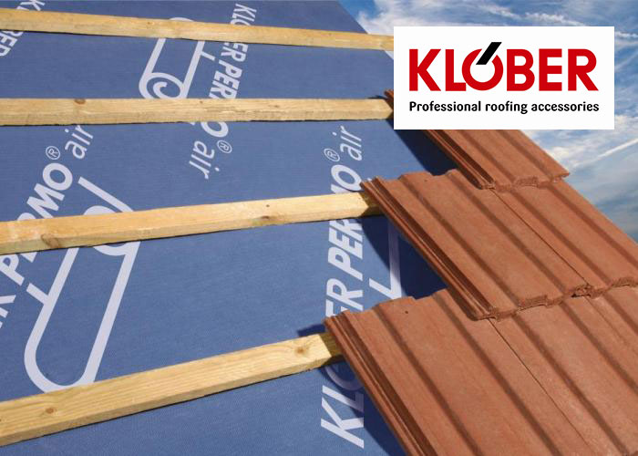 Klober Permo Air Skyline Roofing