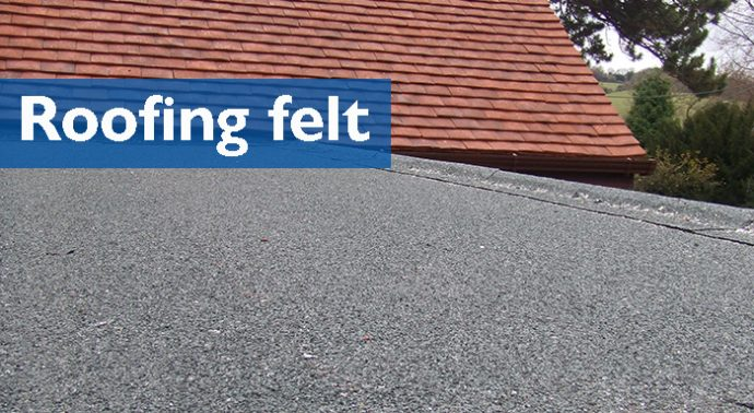 Let S Talk About The Roofing Felt Skyline Roofing