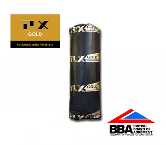 Tlx Gold Multifoil Roof Insulation Skyline Roofing