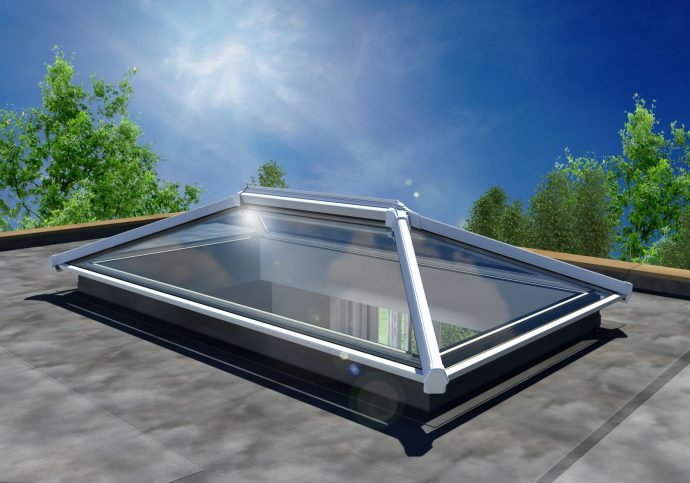 Flat Roof Lanterns Archives Skyline Roofing