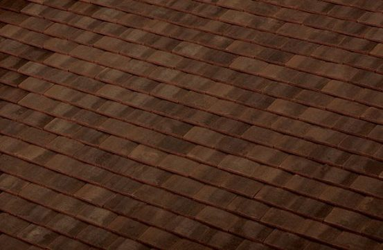 Terreal Rustique Plain Clay Tiles Skyline Roofing