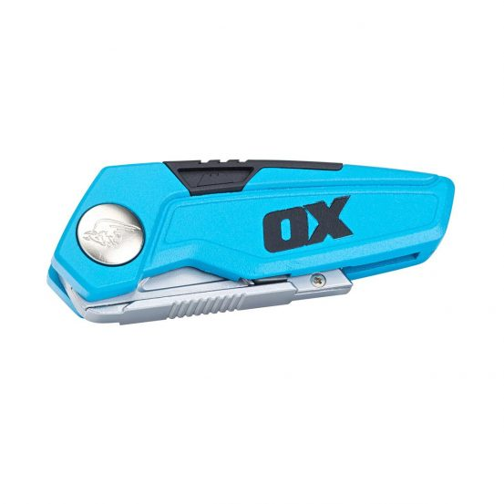 Oxtools Pro Fixed Blade Folding Knife Skyline Roofing