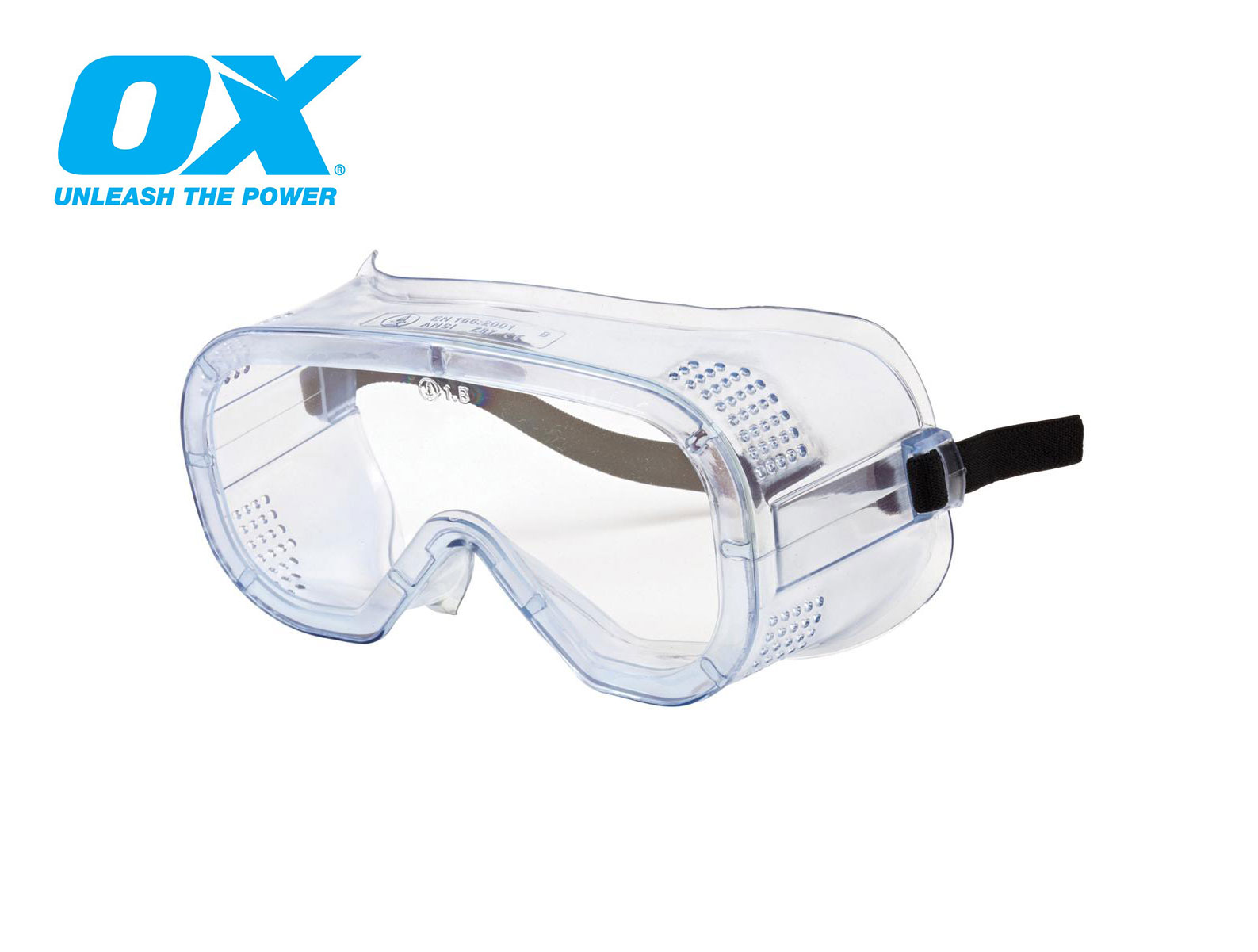 Oxtools Direct Vent Safety Goggle Skyline Roofing