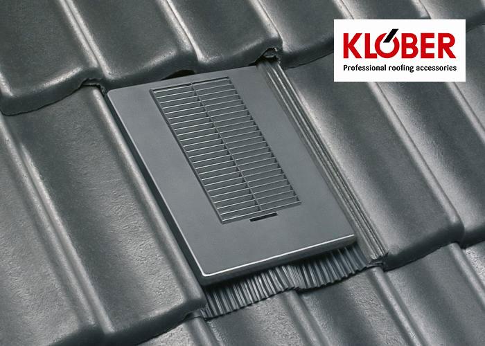 Klober Uni Line Tile Vent Skyline Roofing